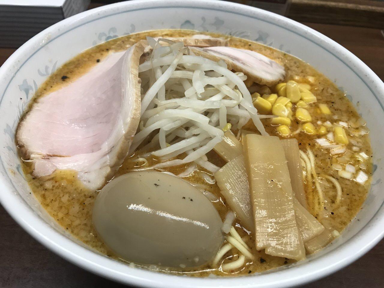 【環七】「ラーメン一番」一番ラーメン 3
