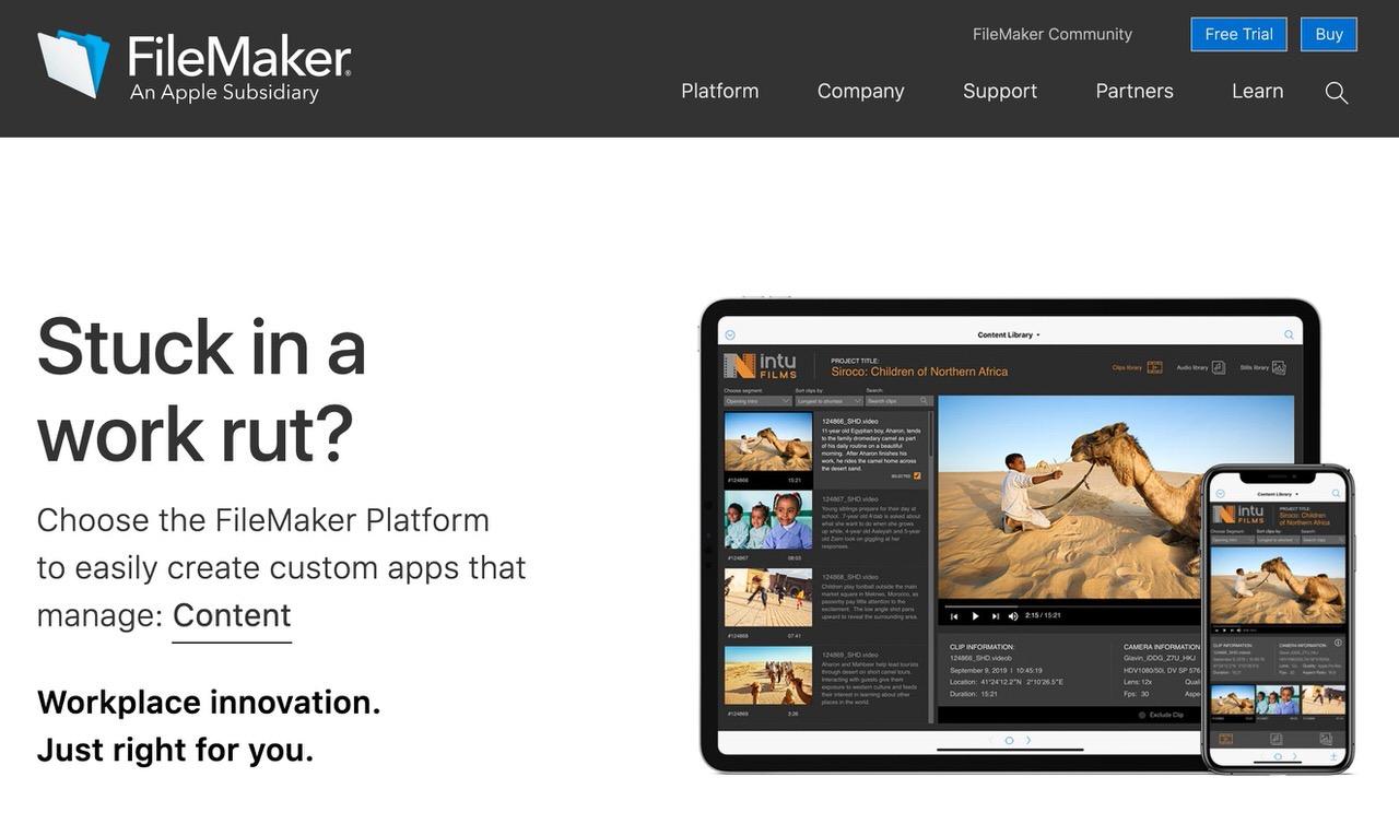 FileMaker、21年ぶりに社名を「Claris」に戻す