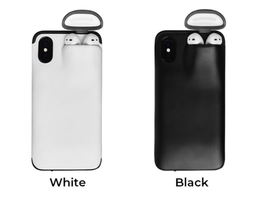 AirPodsの収納・充電が可能なiPhoneケース「Power1」