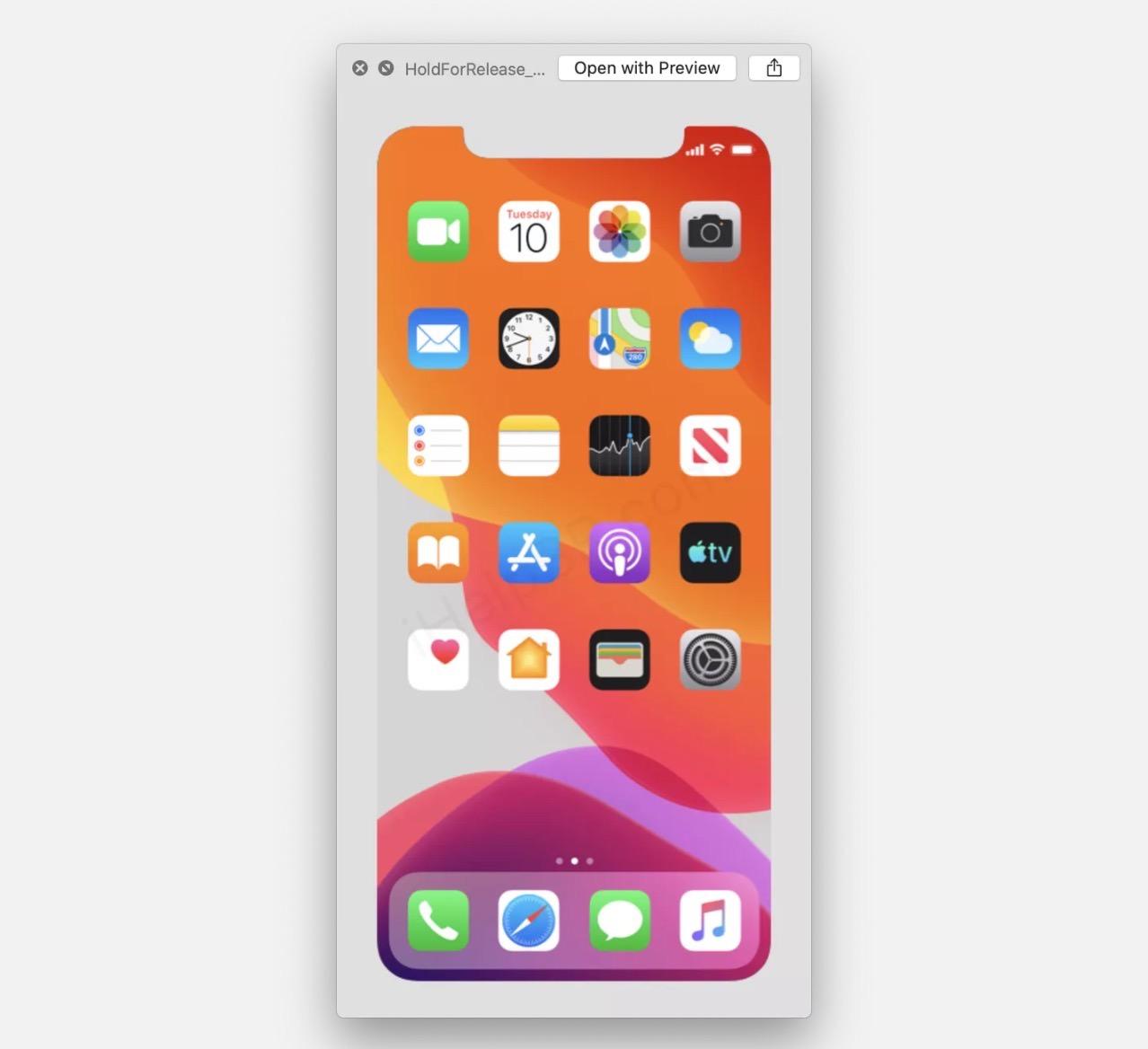 次期iPhoneの発表イベントは2019年9月10日か?