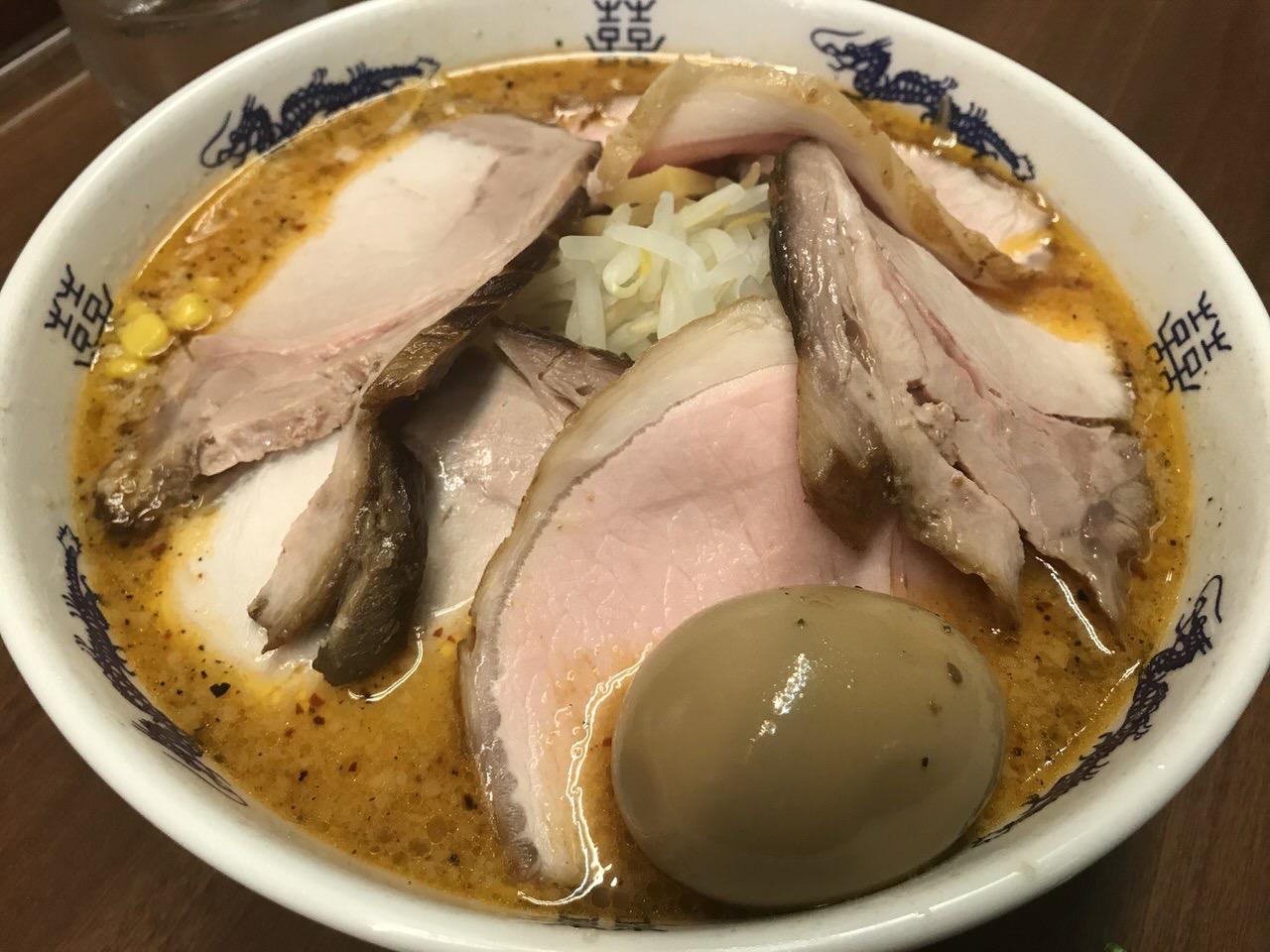 【環七】「ラーメン一番」一番ラーメン 10