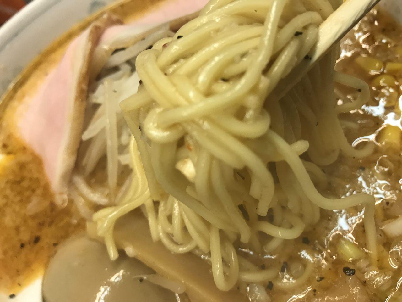 【環七】「ラーメン一番」一番ラーメン 9