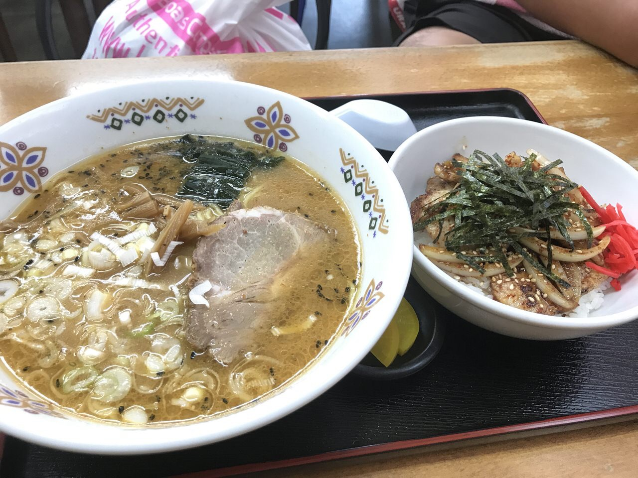 「清ちゃんラーメン」(浦和美園)7