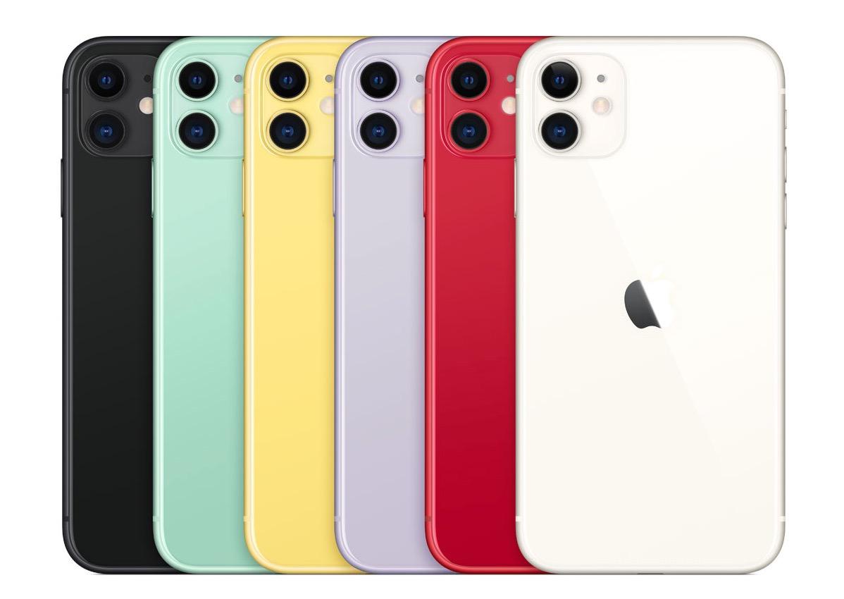 デュアルレンズで超広角撮影とナイトモードも可能なバランスの良い「iPhone 11」発表