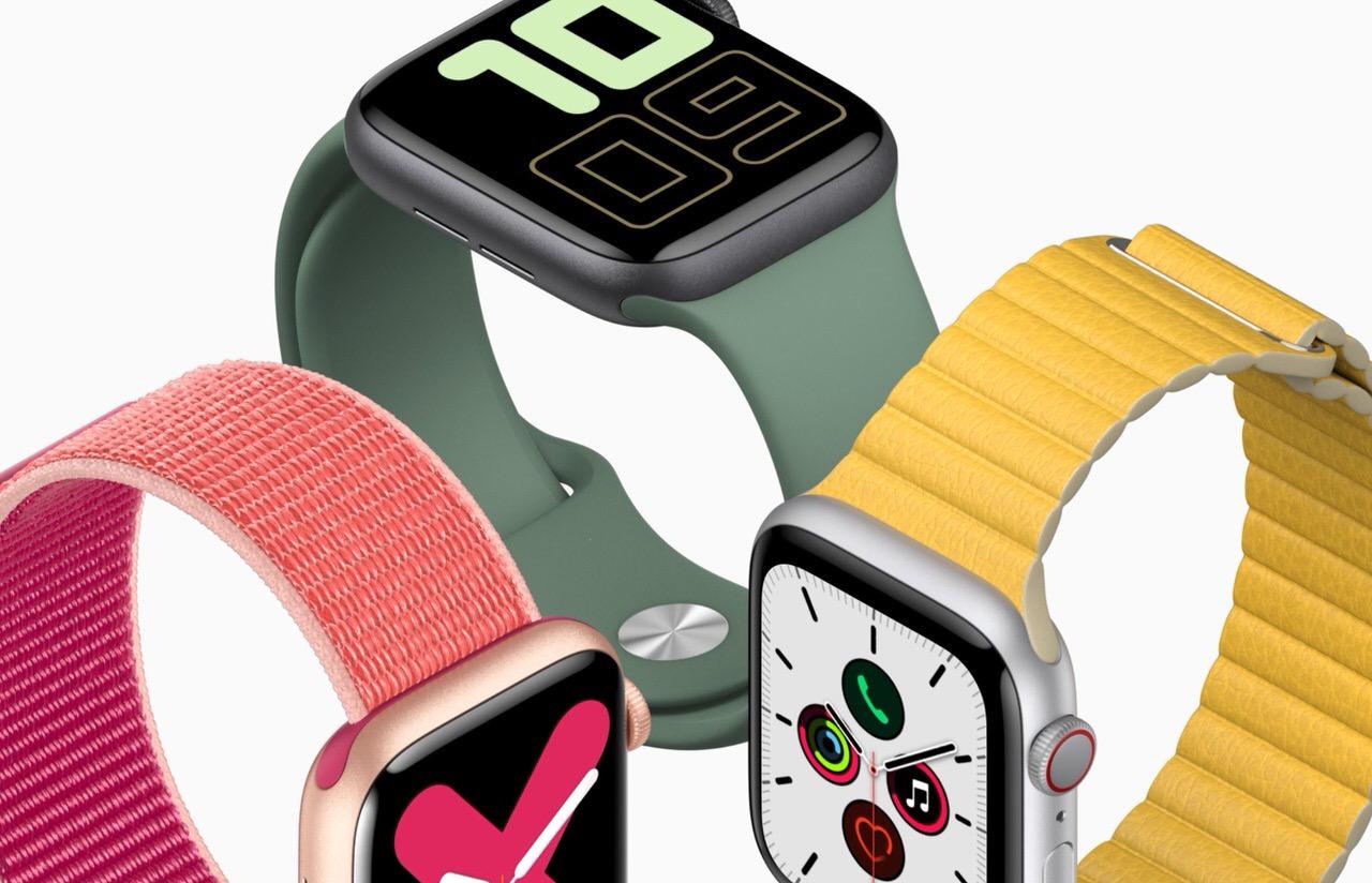 文字盤が常時表示される「Apple Watch Series 5」発表