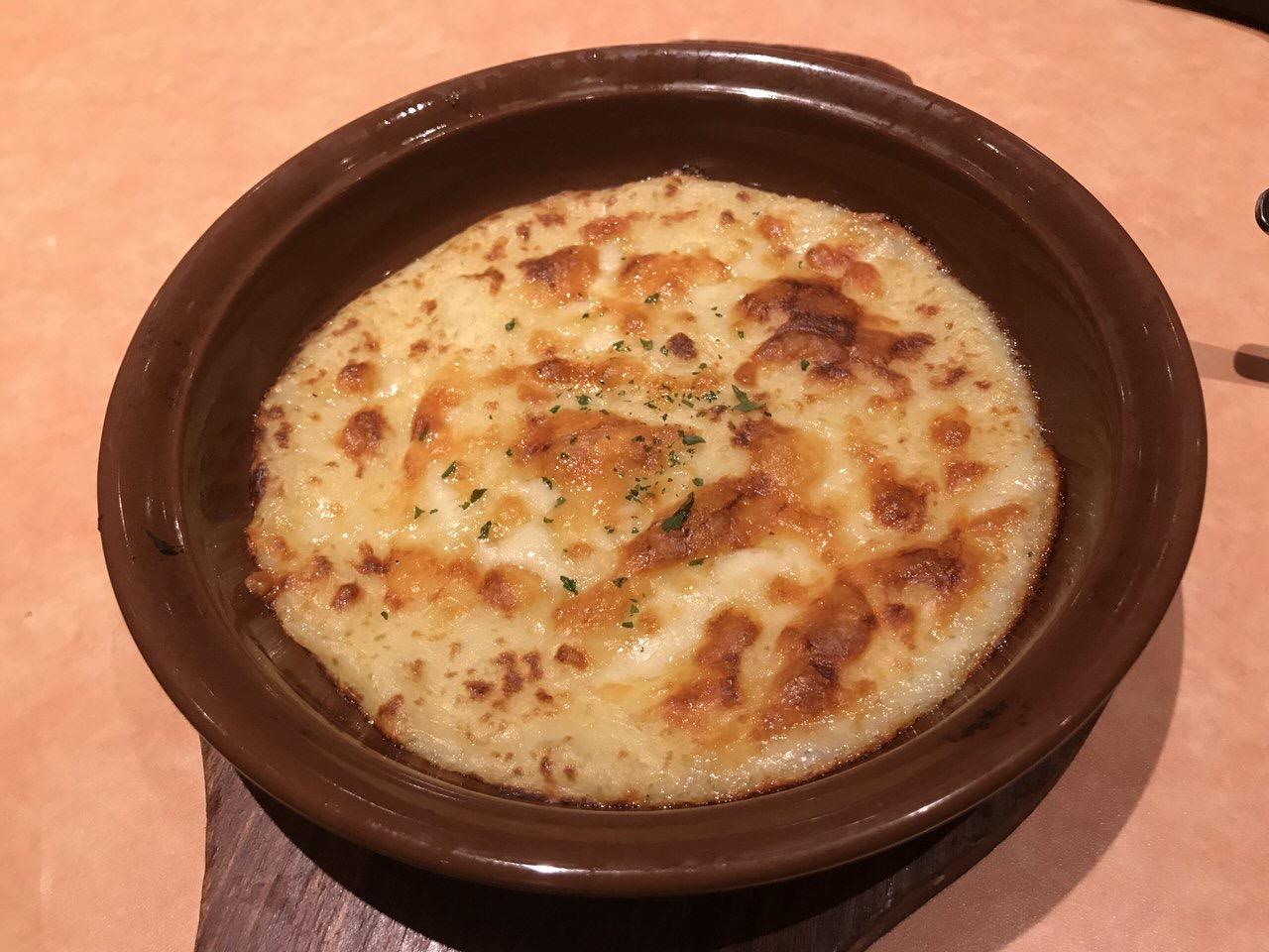 【サイゼリヤ】イタリア北部フリウリ地方の郷土料理「フリウリ風フリコ」がメニューに登場