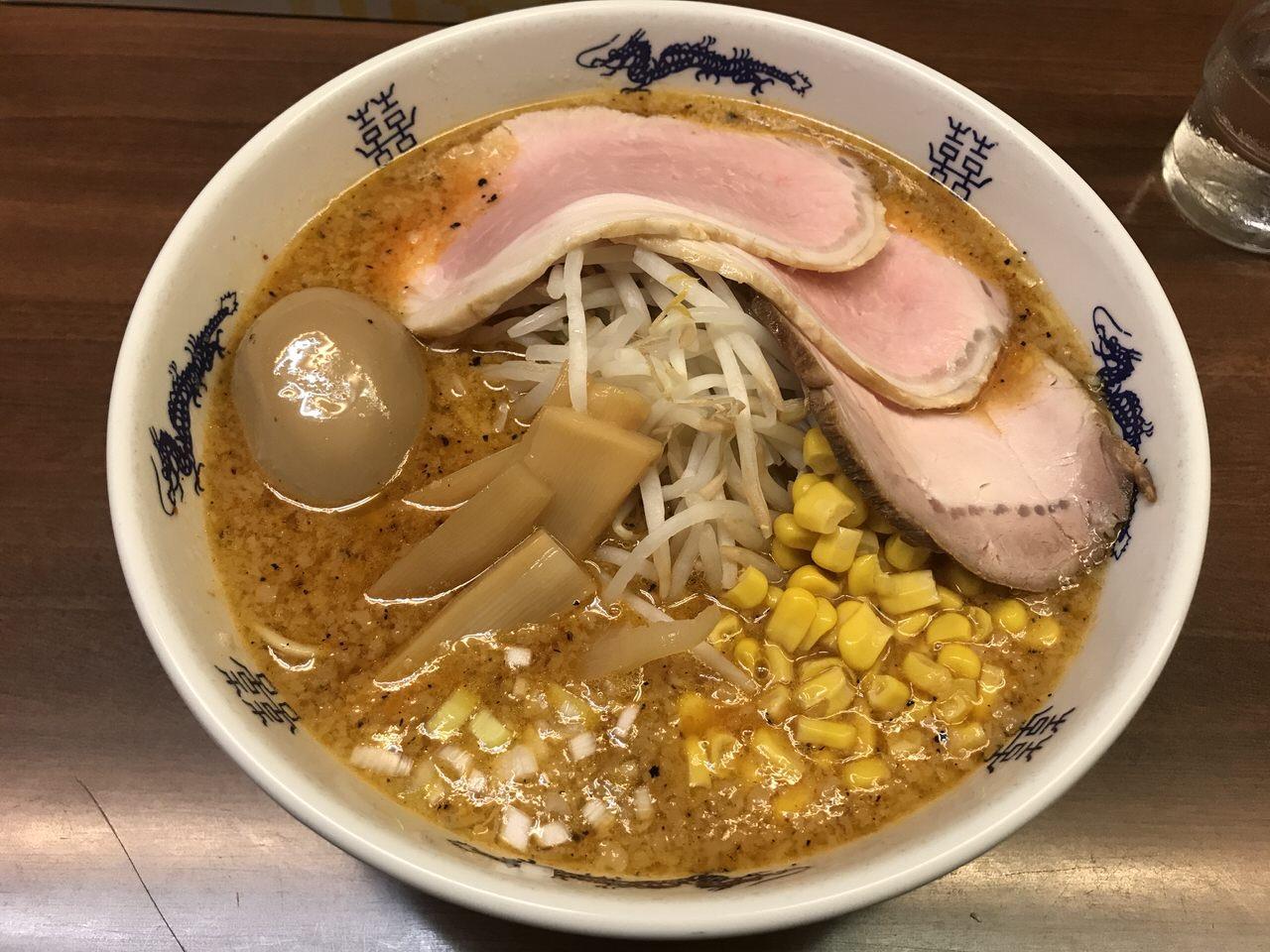 【環七】「ラーメン一番」一番ラーメン 11