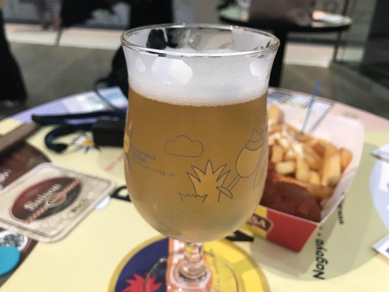 「ベルギービールウィークエンド2019」六本木ヒルズアリーナ 12