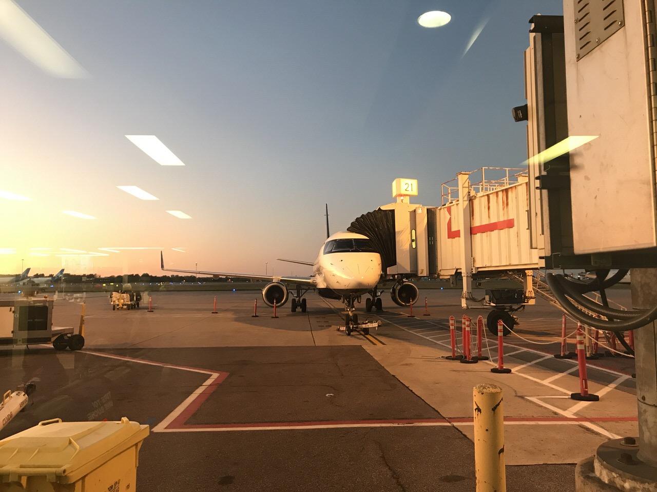 【エアカナダ】機内食や機内WiFi【AC6】20