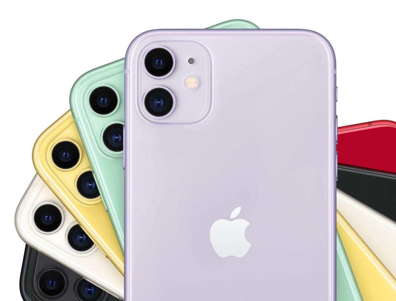 「iPhone 11」「iPhone 11 Pro」メインメモリーは4GB