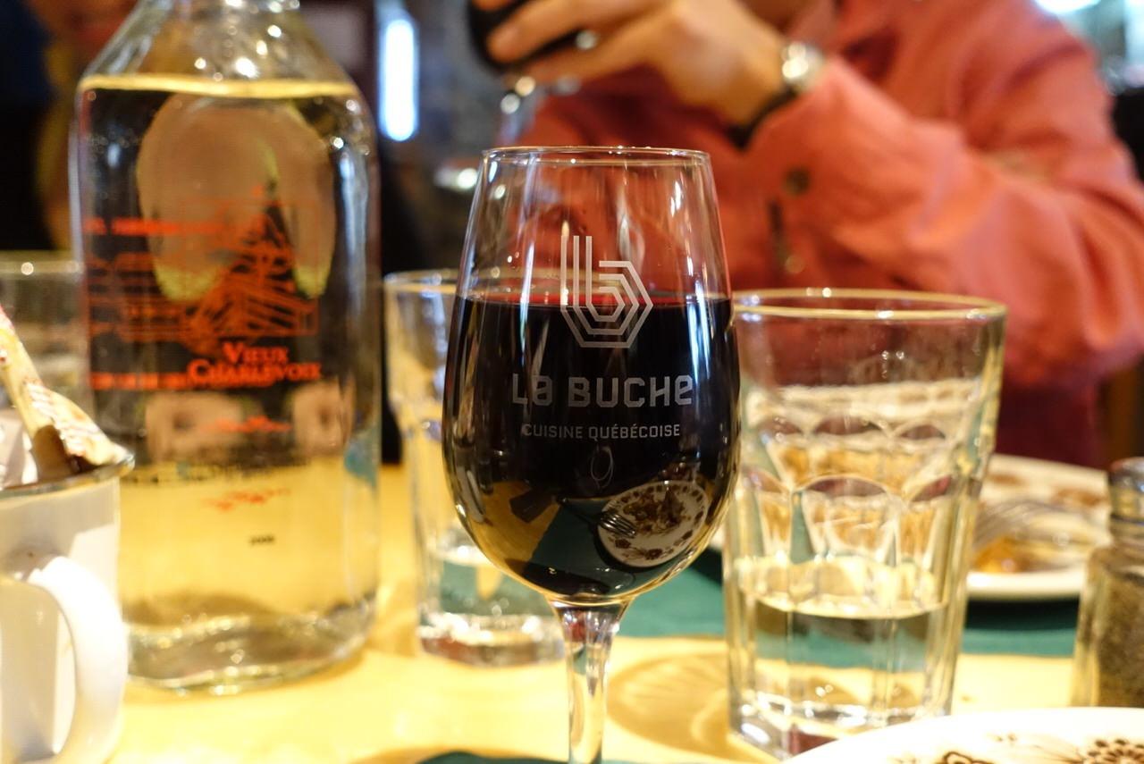 シュガーシャックのケベック料理「La Buche」17