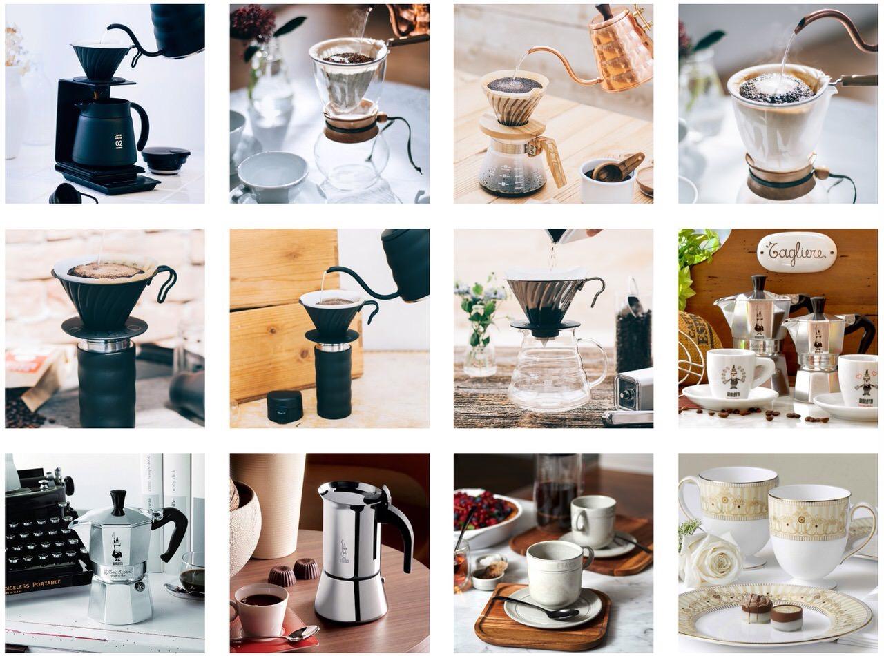 Amazon「コーヒーストア」がオープン 〜10/1「コーヒーの日」から