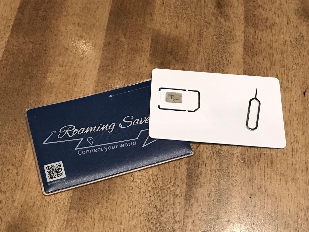 カナダで使えたSIMカード【SIMフリーiPhone】6