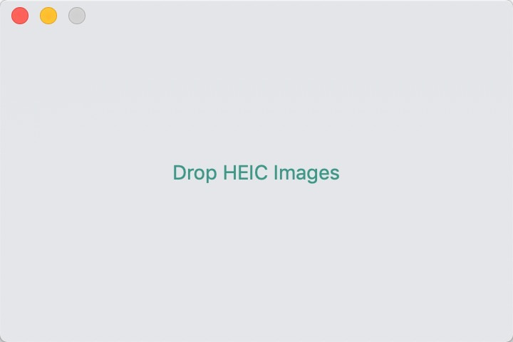 【Mac】HEICをJPEGに一括変換するアプリ 1