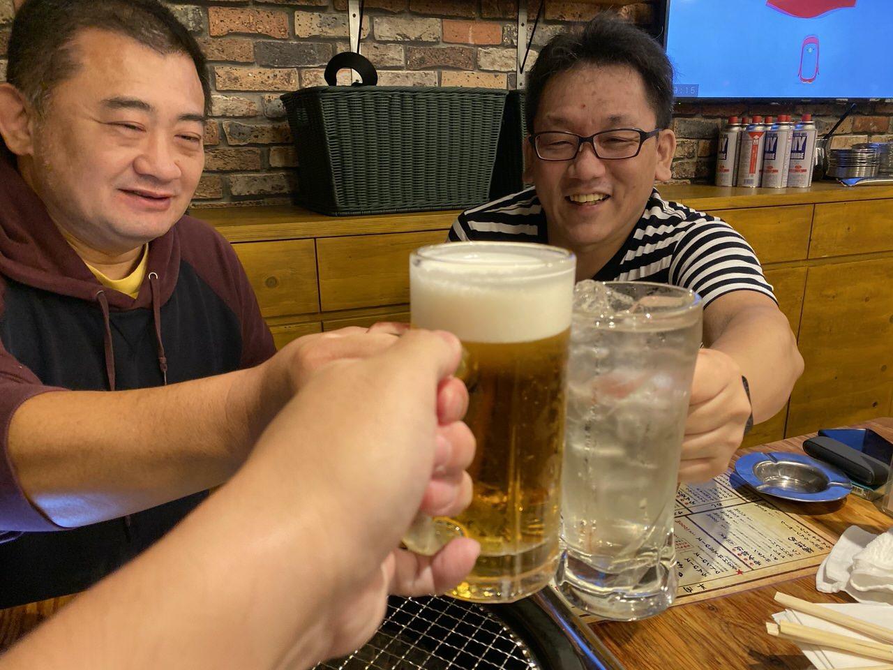 「羊肉酒場悟大 大手町店」12