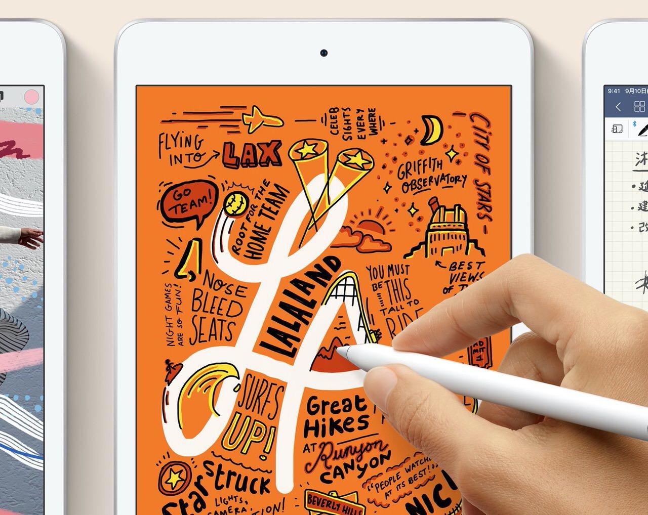 ヨドバシカメラ・ビックカメラ、SIMフリーの「iPad(第7世代)」「iPad mini」を販売開始