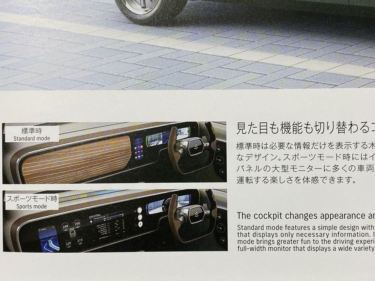 スズキブース・東京モーターショー 7