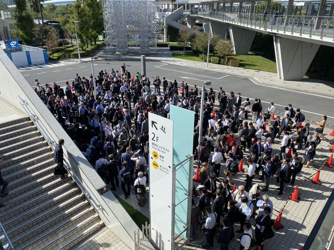 「東京モーターショー2019」2つに分かれた会場を移動する際の注意点(青海エリア・有明エリア)