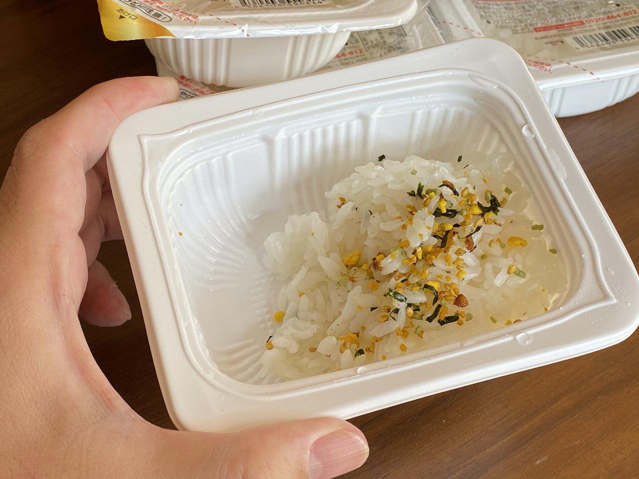 アイリスオーヤマ「低温製法米のおいしいごはん」14