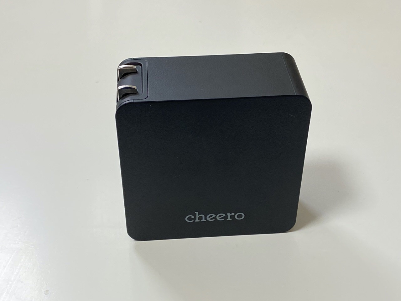 【cheero】「2 Port PD Charger 57W」3