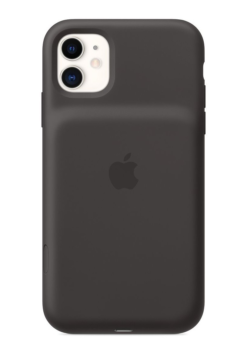 Apple「iPhone 11」「iPhone 11 Pro/Pro Max」用の純正ケース「Smart Battery Case with Wireless Charging」を発売開始
