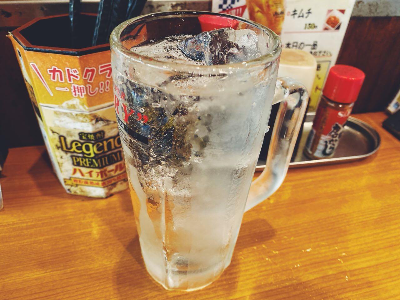 上野で立ち飲み「カドクラ」6