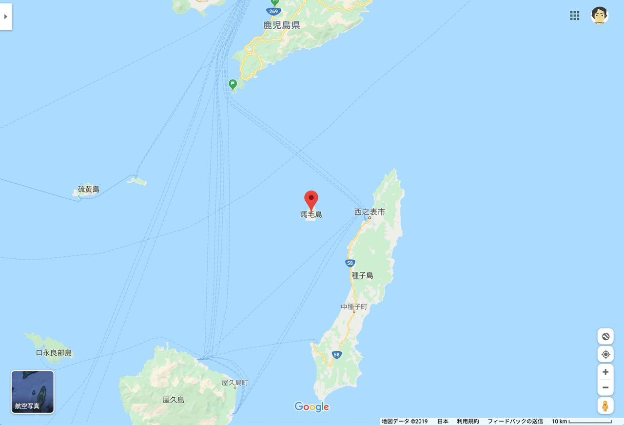 日本政府が160億円で購入することになった「馬毛島(まげしま)」とはどんな島か?