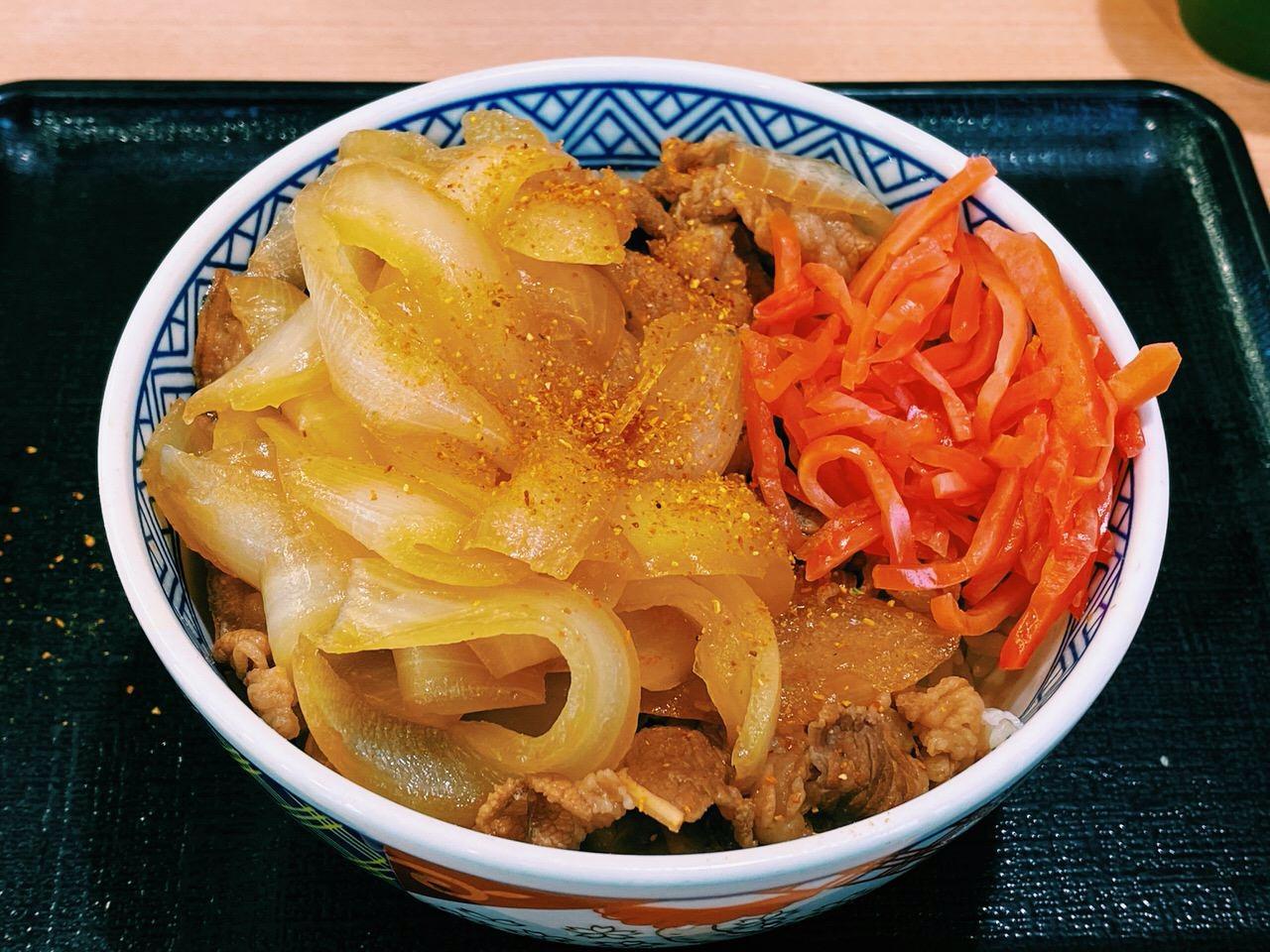 【吉野家】「ねぎだく牛丼」8