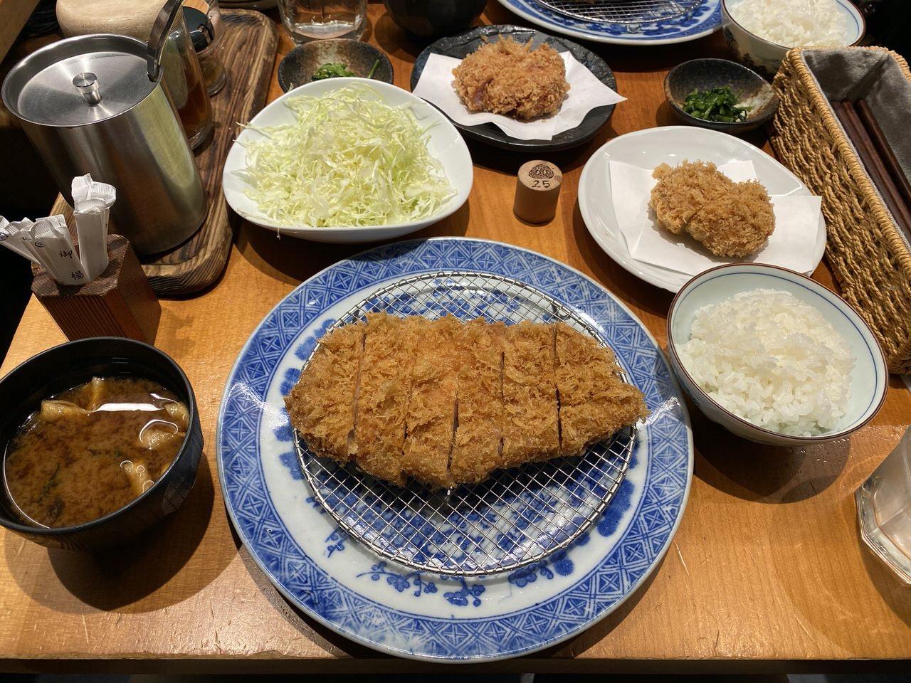 「豚組食堂」(六本木)13