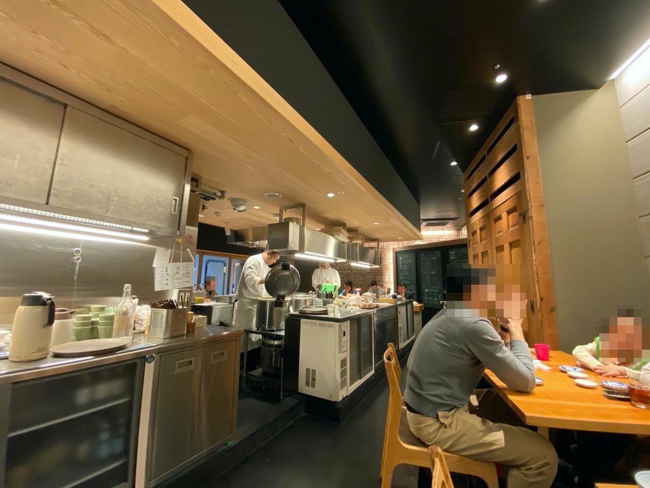 「豚組食堂」(六本木)7