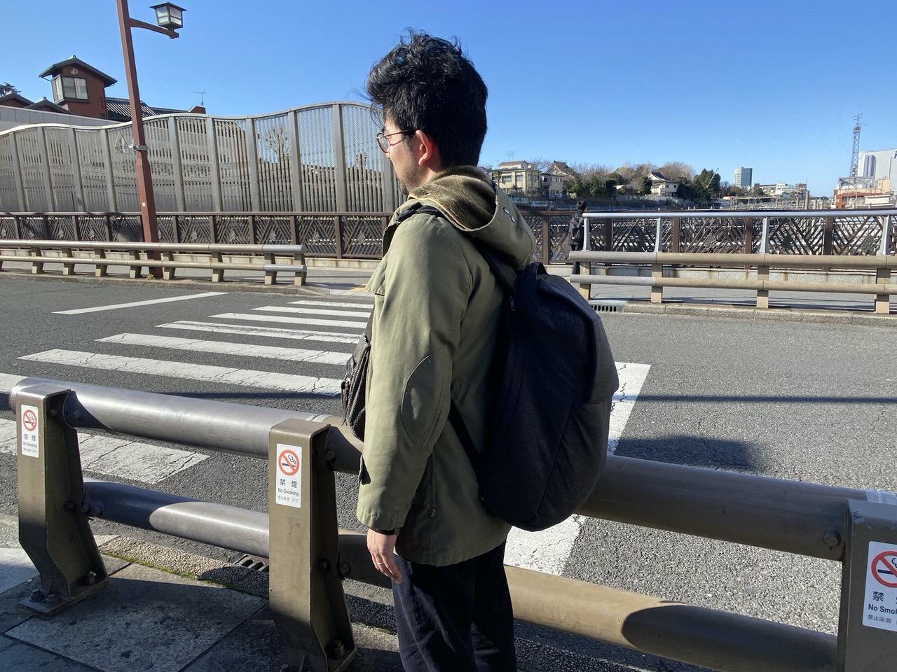 「かわるビジネスリュック」百景 スパイシー鈴木 8