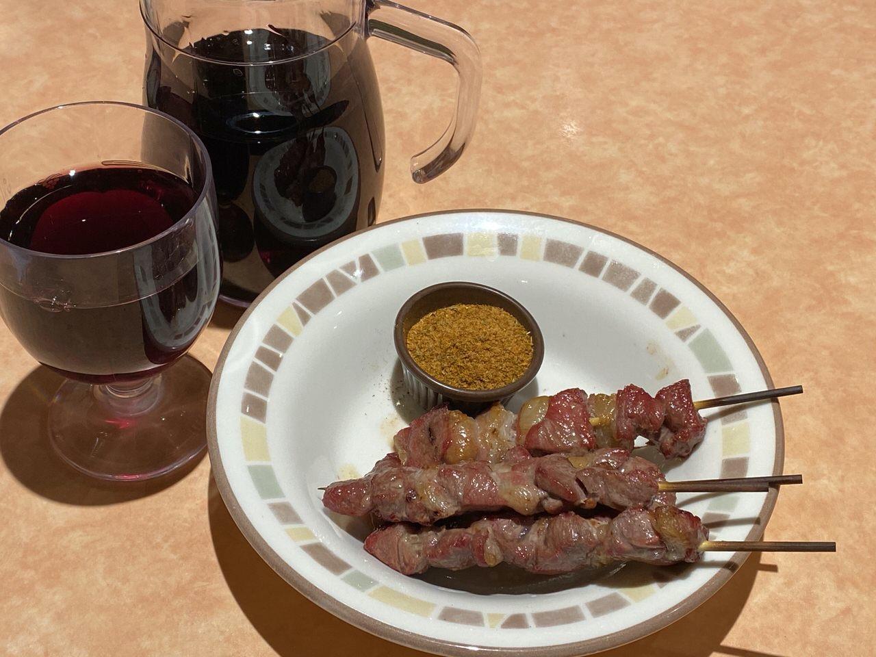 ラム串を食べて残ったスパイスを活用するおすすめの食べ方 2