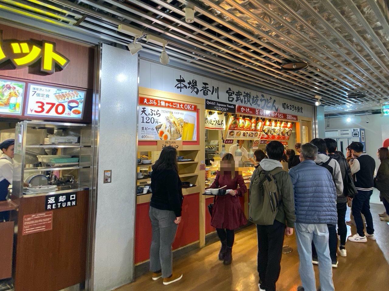 「春秋航空」搭乗手続き→機内食 7
