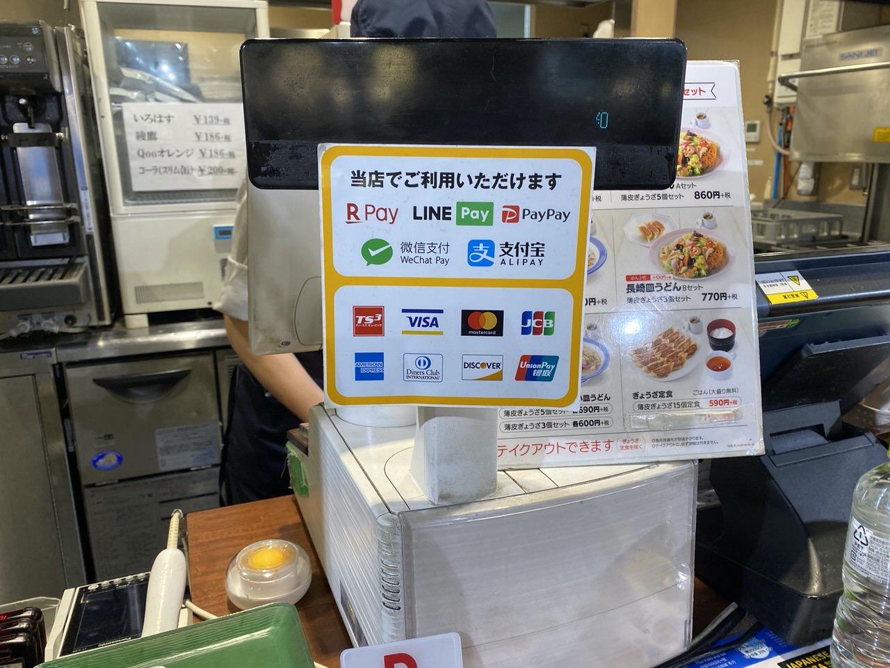 「春秋航空」搭乗手続き→機内食 9