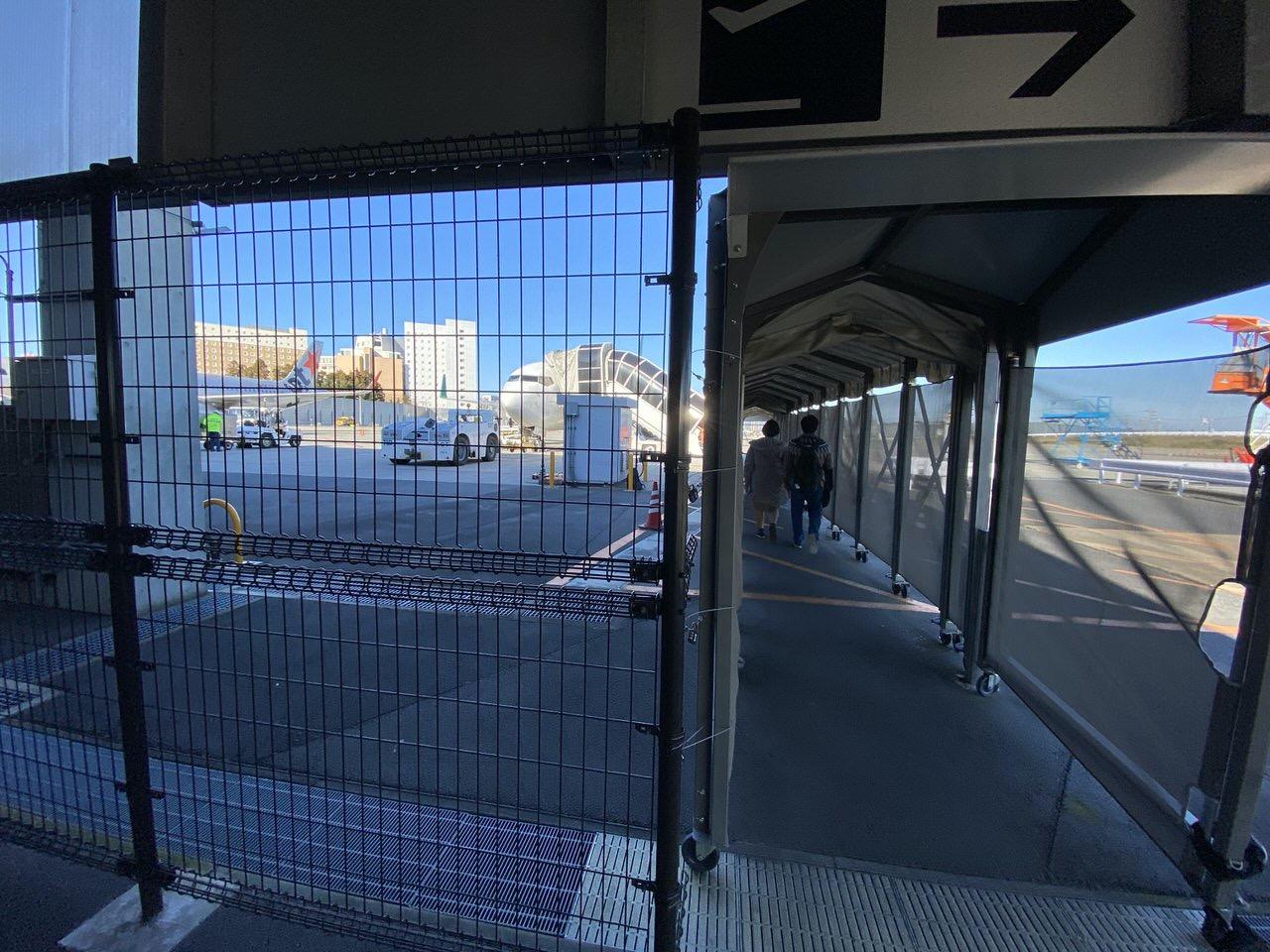 「春秋航空」搭乗手続き→機内食 20