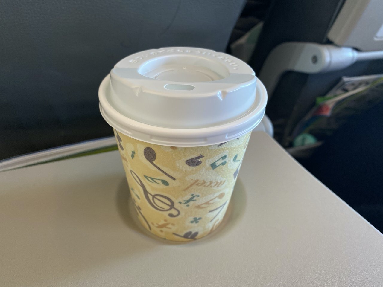 「春秋航空」搭乗手続き→機内食 30