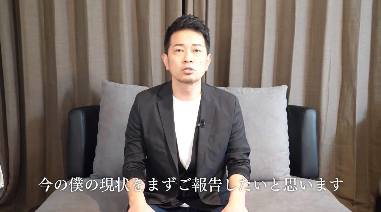 宮迫博之、YouTuber宣言!YouTubeで謝罪と現状報告「戻りたい」