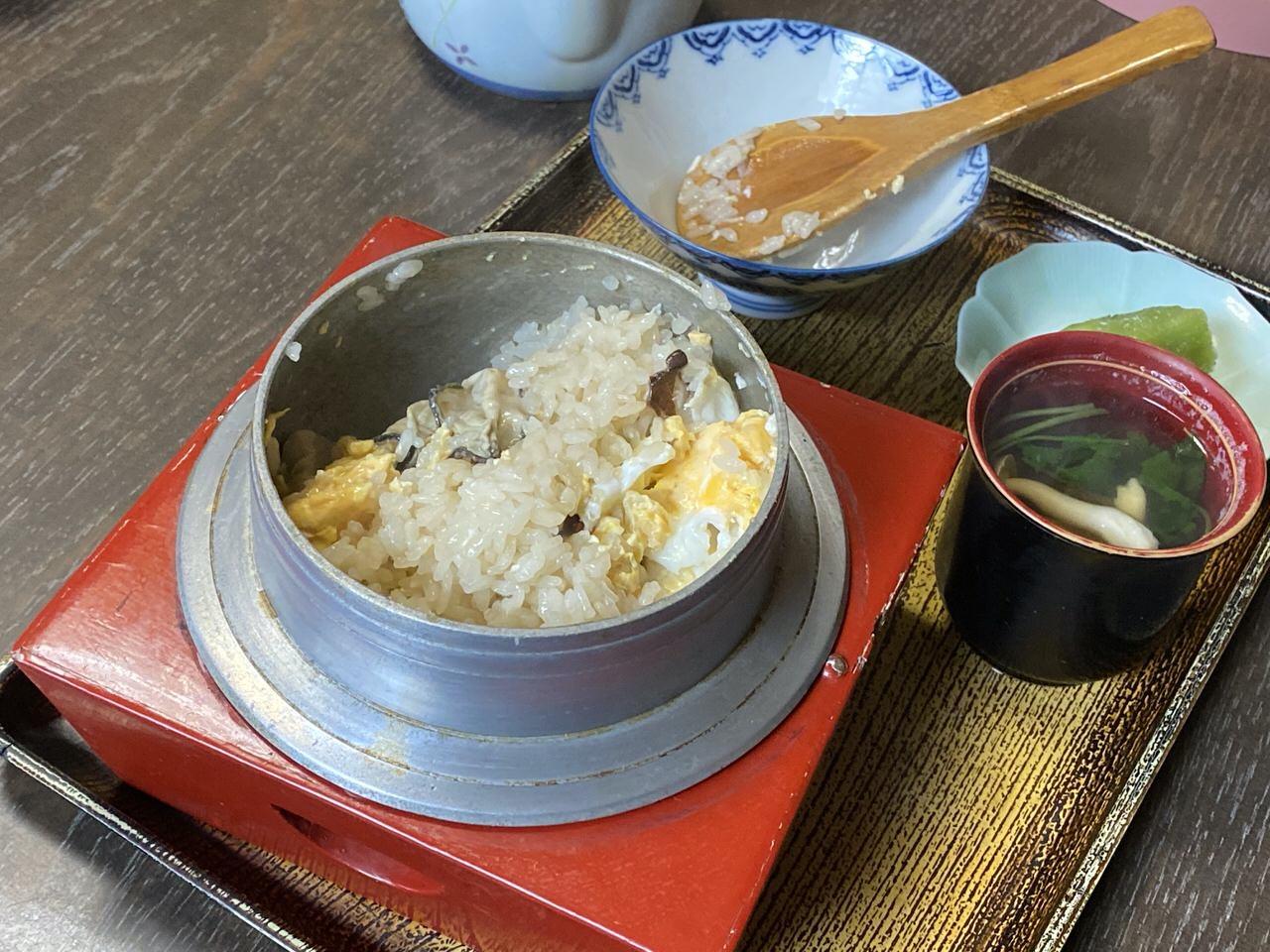 「かき友」牡蠣刺し・カキフライ定食(呉)9