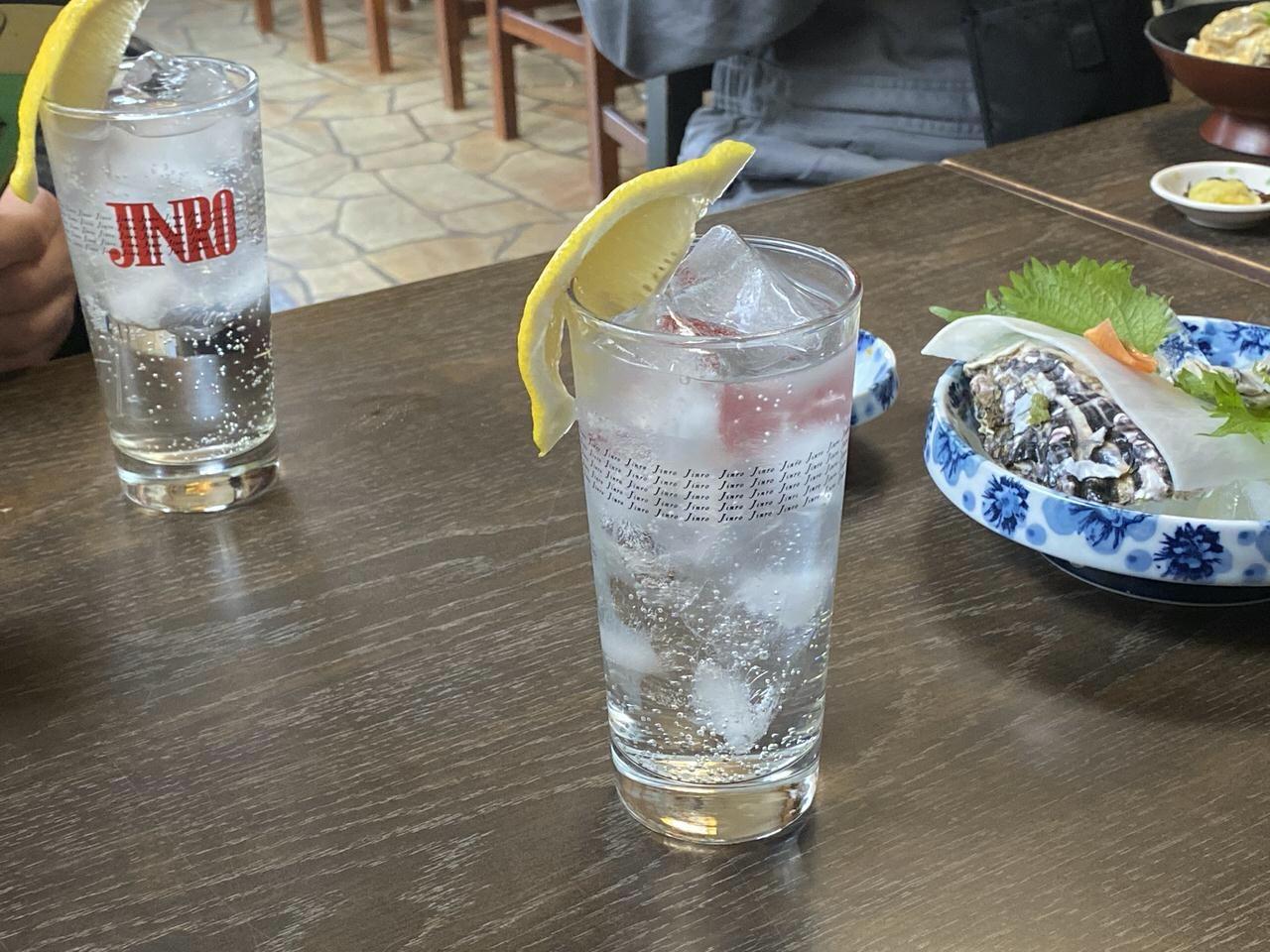 「かき友」牡蠣刺し・カキフライ定食(呉)11