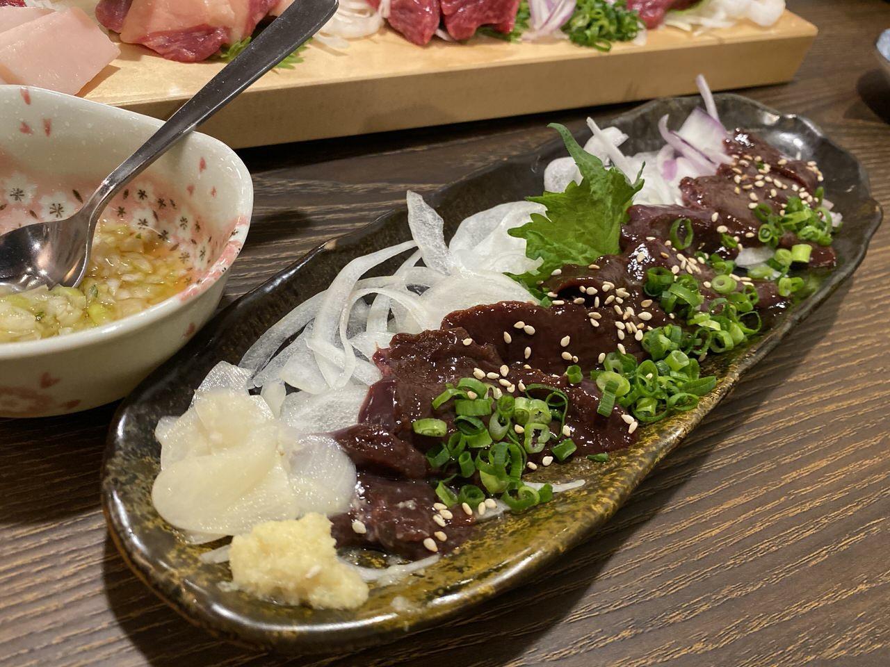 「馬肉酒場三村 上野店」20