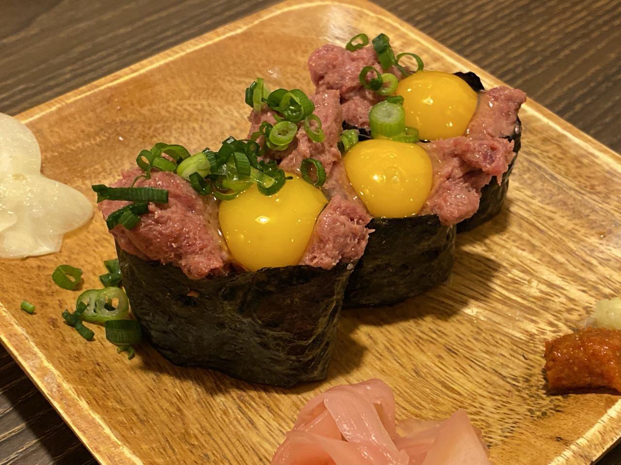 「馬肉酒場三村 上野店」19