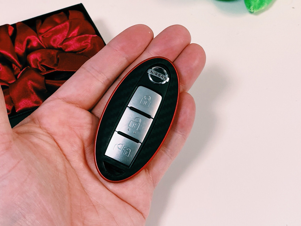 【Deff】日産車用スマートキーケース「WIZ JACKET for SMART KEY」11
