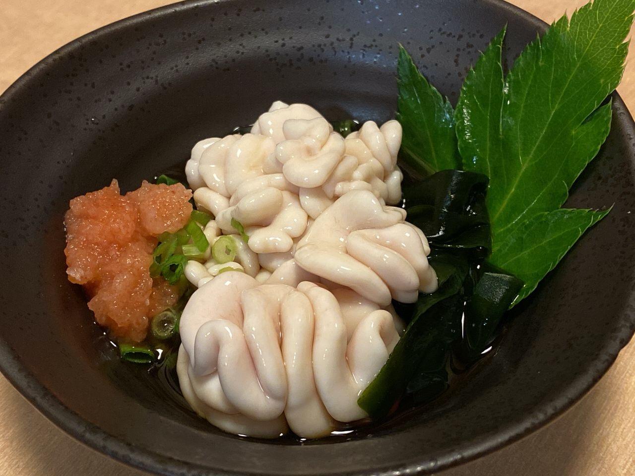 池袋「八丈島」明日葉の天ぷら&島寿司 11