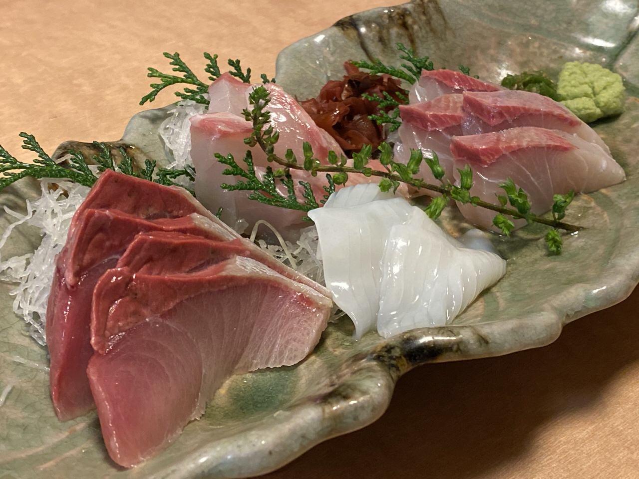 池袋「八丈島」明日葉の天ぷら&島寿司 15
