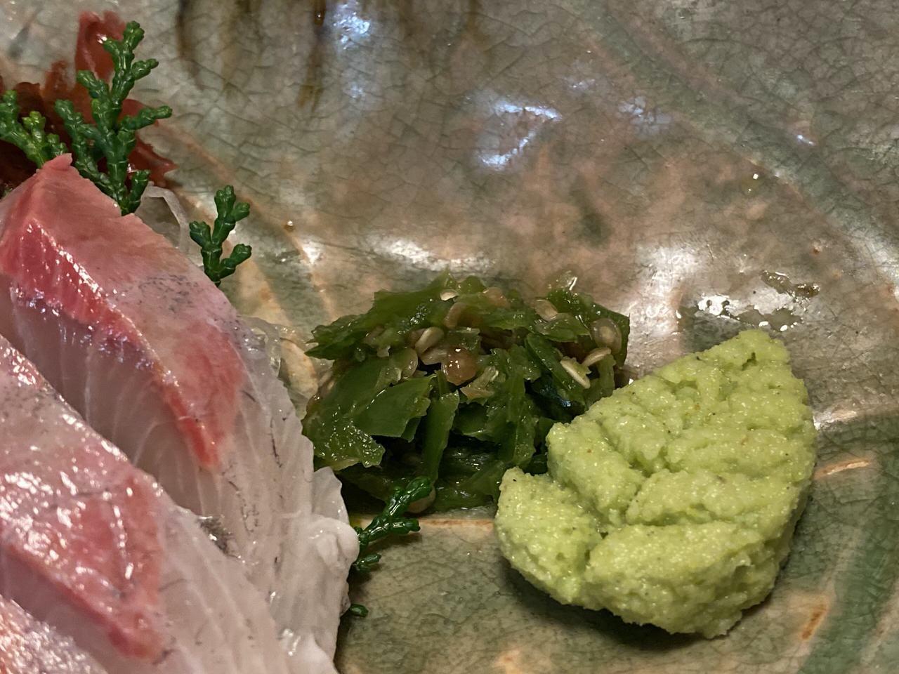 池袋「八丈島」明日葉の天ぷら&島寿司 16