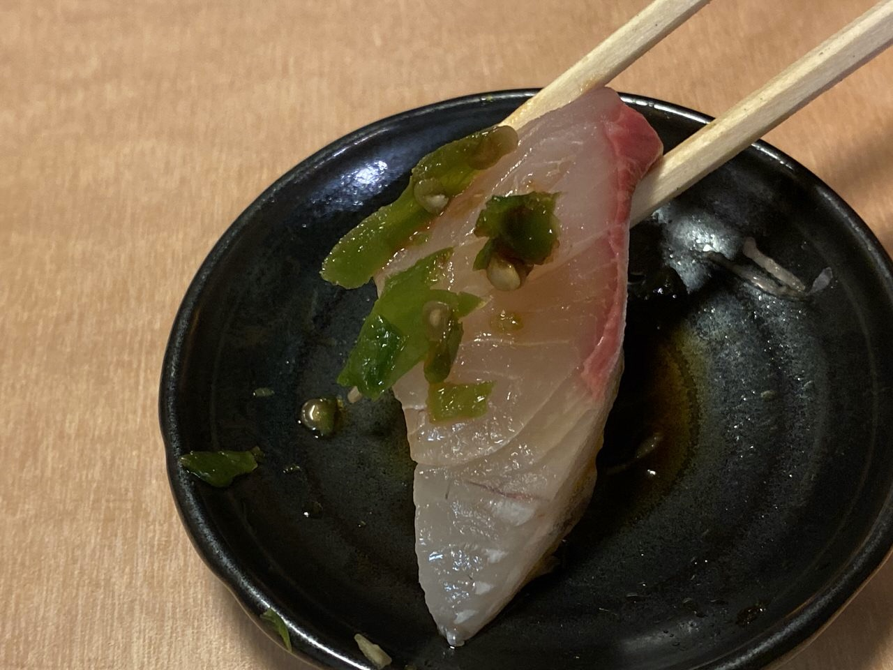 池袋「八丈島」明日葉の天ぷら&島寿司 17