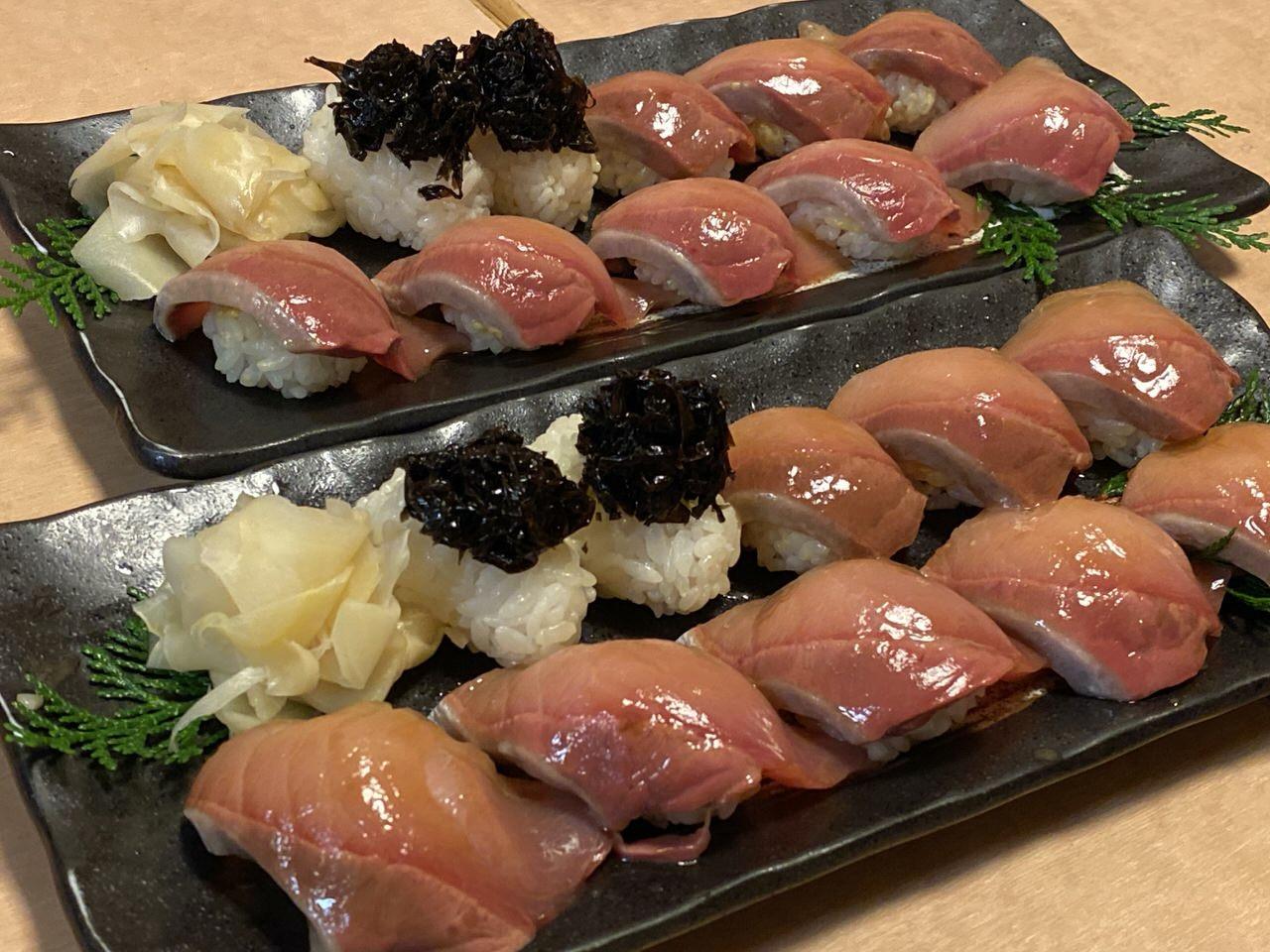 池袋「八丈島」明日葉の天ぷら&島寿司 20
