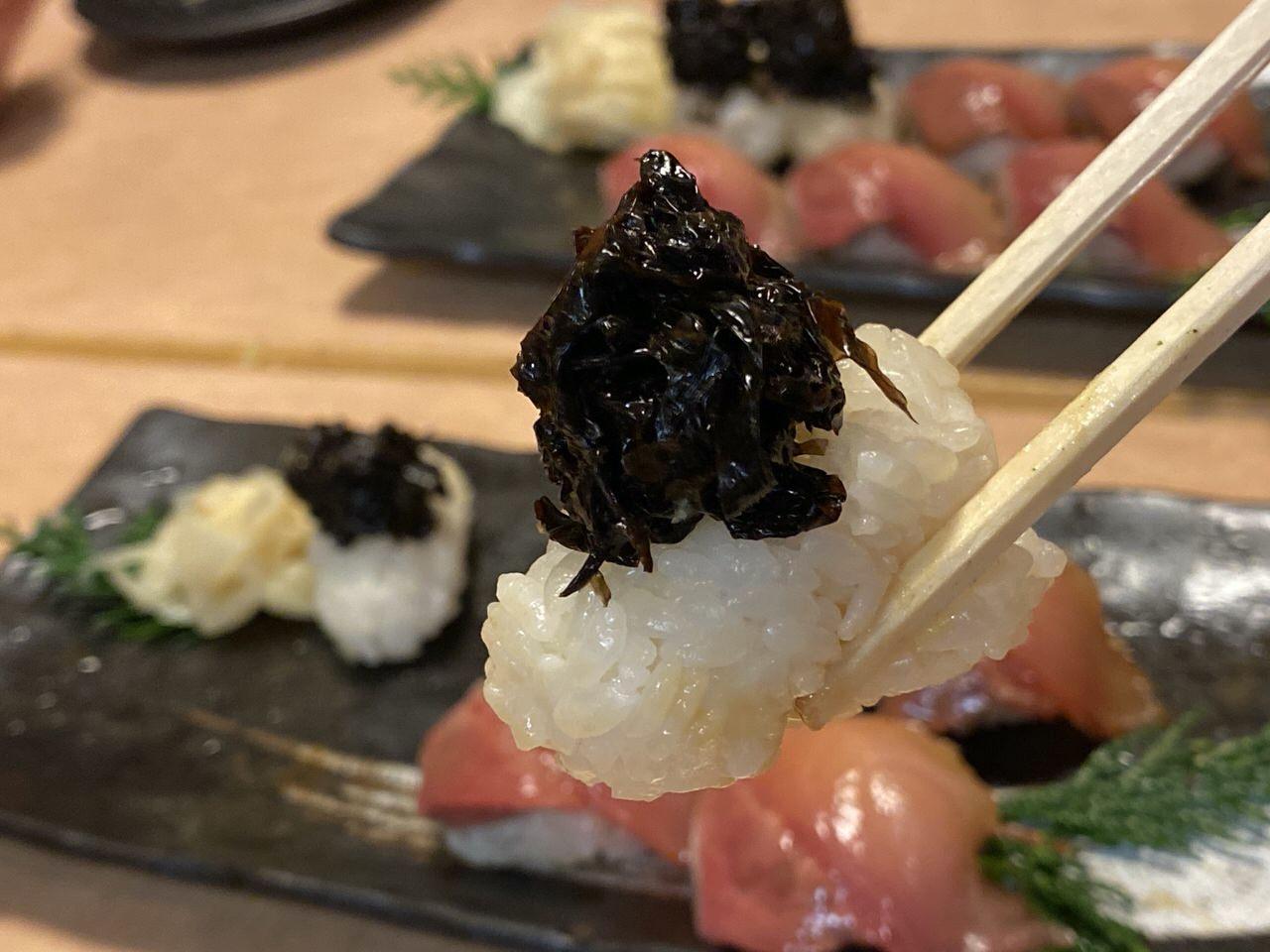 池袋「八丈島」明日葉の天ぷら&島寿司 22