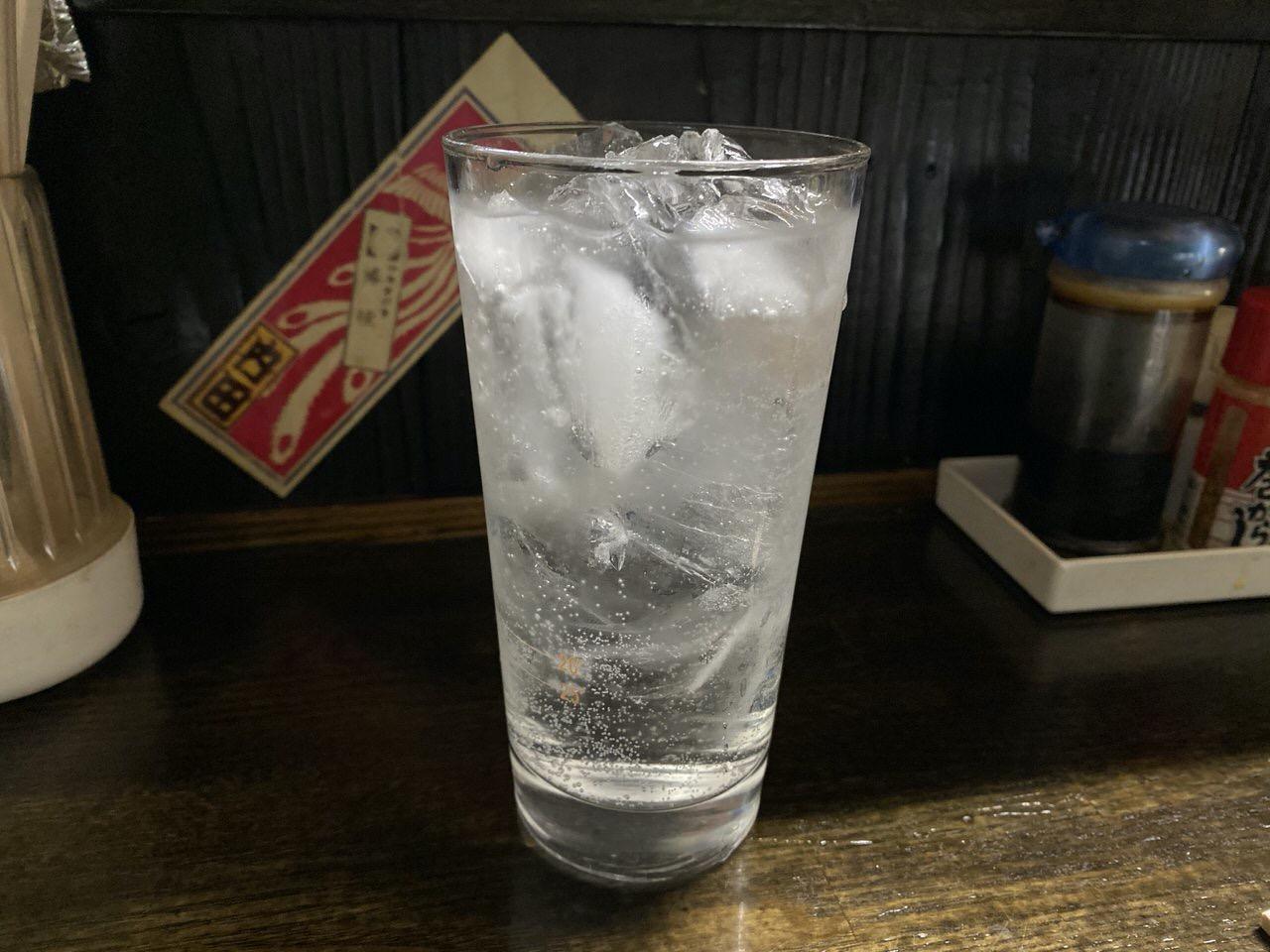 「立ち飲みBEBE」(板橋)7