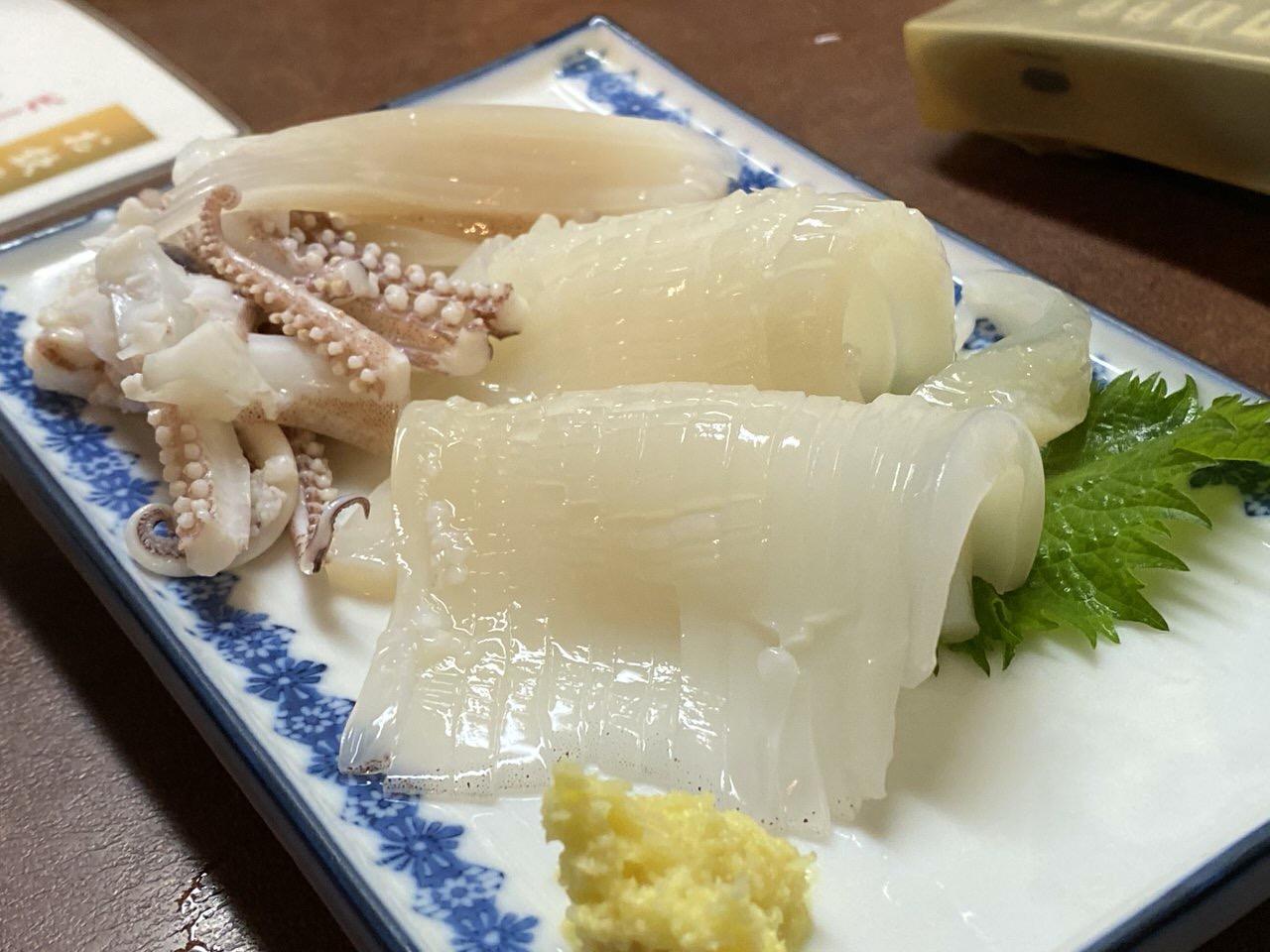 「ほりかご」居酒屋(板橋)11 刺身